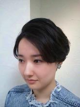【クラシカルショート】|Hair Resort ACCESSのヘアスタイル