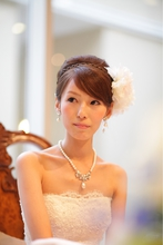 【結婚式】 三つ編みカチューシャ ≪ichiko≫|ichiko  のヘアスタイル