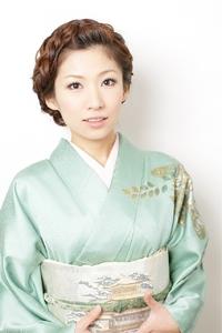 【和装】 モダンクラシカルヘア ≪ichiko≫