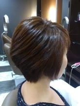 レイヤーボブ|HAIR DRESSING Growthのヘアスタイル