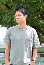 直毛の方もスタイルがキマりやすいショートパーマスタイル。|CLANのメンズヘアスタイル