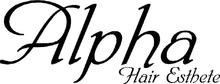 ヘアエステ アルファ  | ヘアエステ アルファ  のロゴ