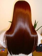 ナチュラル縮毛矯正|ヘアエステ アルファのヘアスタイル
