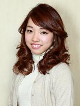 大人カワイイパーマ♪|Hair Esthete avareのヘアスタイル