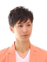 シンプルショート|unpeu hair 西京極店のメンズヘアスタイル