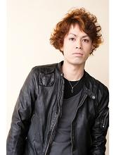 脱草食系男子カール|unpeu hair 西京極店のメンズヘアスタイル