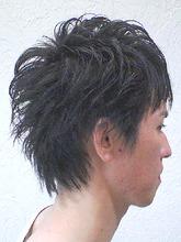 アレンジ簡単!!ナチュラルパーマスタイル|FRAME hairのメンズヘアスタイル