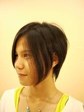 クールショート|BEAUTY NoAhのヘアスタイル