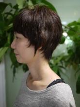 ムーブショート|BEAUTY NoAhのヘアスタイル