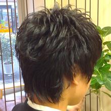 卒業式(^_^)|Caro hair designのメンズヘアスタイル