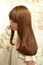 柔らかツヤ髪ストレート|Studio M's 稲毛海岸店のヘアスタイル