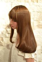 ツヤ髪ストレート|Studio M's 稲毛店のヘアスタイル