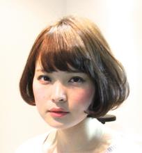 ナチュラルボブ|lienのヘアスタイル