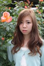 ☆★☆森絵梨佳☆★☆風2014春夏フェミニンロング MILLENNIUM NEW YORK 仙川店のヘアスタイル
