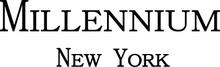 MILLENNIUM NEW YORK 大泉学園店  | ミレニアムニューヨーク オオイズミガクエンテン  のロゴ