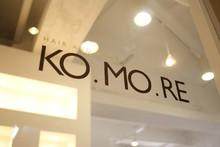 KO.MO.RE  | コモレ  のロゴ