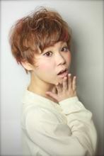 遊び心満点☆キュートなマッシュ☆|ヘアサロン VIVIT 久宝寺店のヘアスタイル