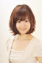かるふわ☆エアリーボブ|JEAN-CLAUDE BIGUINE 目黒店のヘアスタイル