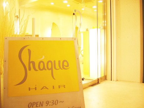 Shaque HAIR