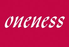 oneness  | ワンネス  のロゴ