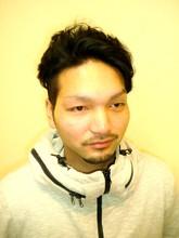 ネオツーブロック COCOLO-HAIRのメンズヘアスタイル