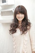 グラマラスロングカール Polaris hair&make 五反田のヘアスタイル