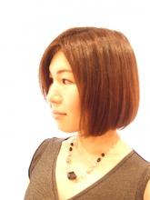 甘いワンレン|T's gallery -bright-のヘアスタイル