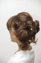 ビックリボン|OPENSESAMEのヘアスタイル