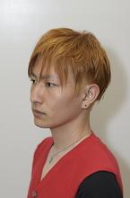 2ブロック☆|OPENSESAMEのメンズヘアスタイル