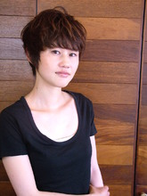 外人モデル風なグラボブ?|Hair Design annieのヘアスタイル