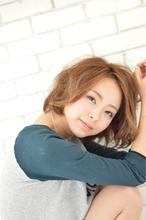 ナチュラルデシタルパーマ hair make MIKIのヘアスタイル