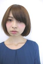 カジュアル大人ボブスタイル|gokan omotesandoのヘアスタイル