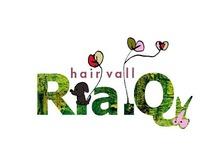 【頭皮・髪のエステ専門ヘアサロン】Hair Vall RaQ   | ヘアー ヴァル ラク   のロゴ