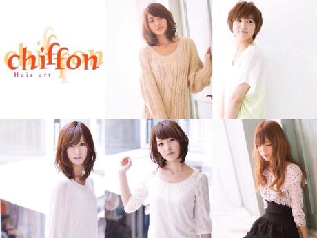 Hair art chiffon 池袋東口店