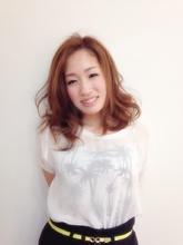 ☆涼しげリラックスセミディ☆|hair design te-etのヘアスタイル