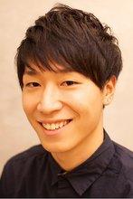 さわやかナチュラルなショートカット|BEKKU hair salon 恵比寿 代官山のメンズヘアスタイル