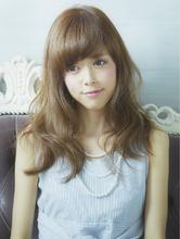 フェミニンウェーブ|EX-grace Hair Resort 京都店 With Coccoloのヘアスタイル