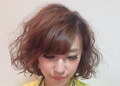お手入れ楽チンパーマ♪|ヘアーブランドINFINTのヘアスタイル