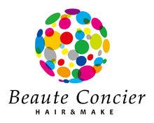 Beaute Concier    ボーテコンシェル  のロゴ