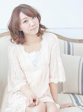 ふんわりボブ|radiant 阪神甲子園店のヘアスタイル