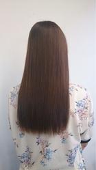 サラサラモテ髪|レイメイ美容室 草津店のヘアスタイル