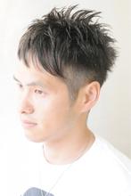 ネイマール風ショート◆|hair coucouのメンズヘアスタイル