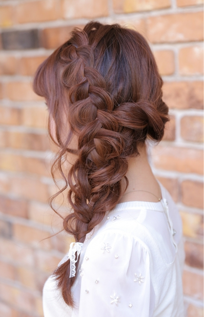 ������������ �� ��������������� hair coucou�