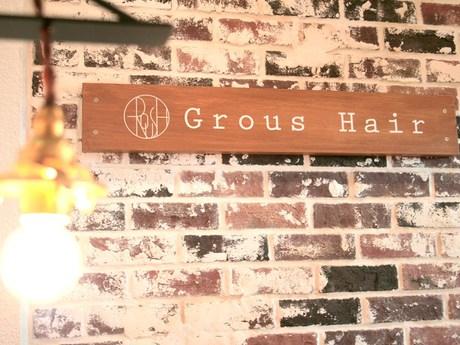 Grous hair