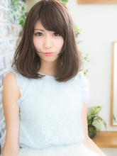 【Grous hair】髪をより綺麗に魅せるジュエリーカラー|Grous hairのヘアスタイル