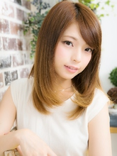 【Grous hair】ふわっとなびくFairyStyle☆|Grous hairのヘアスタイル