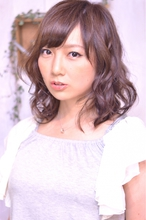 sweet Myベストヘア撮影モデルさん☆2014冬号10月23日発売|Laissez 新松戸duex店のヘアスタイル