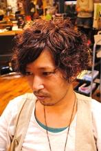 ソフトアフロパーム|Laissez 新松戸duex店のメンズヘアスタイル