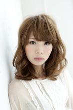 やわらかカール Re☆set by NYNYのヘアスタイル