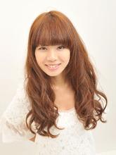 ガーリーウェーブ Re☆set by NYNYのヘアスタイル